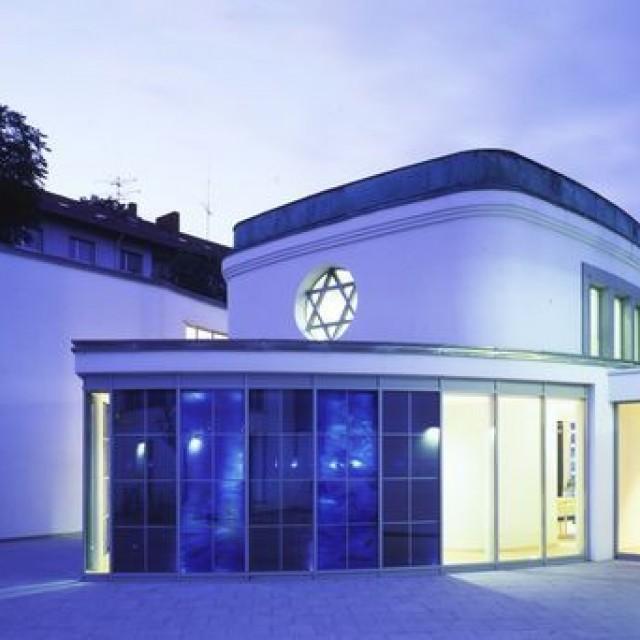Synagoge Offenbach am Main (ca 50 meter vom Hotel entfernt)