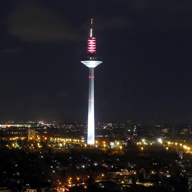 Europaturm, Main Tower (1999)